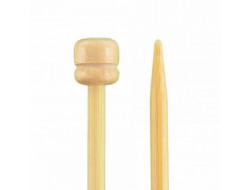Aiguilles à tricoter bambou - Du 2.50 mm au 10 mm