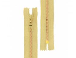Fermeture doré 45 cm - Non séparable