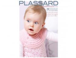 Magazine  N°137 Layettes - Laines Plassard