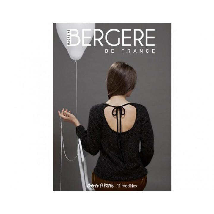 Magazine tricot N°09, Soirée & Fêtes, Bergère de France