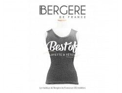 Magazine tricot N°10, Best of Layette & Fêtes, Bergère de France