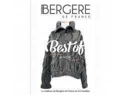 Magazine tricot N°13, Best of Hiver - Bergère de France