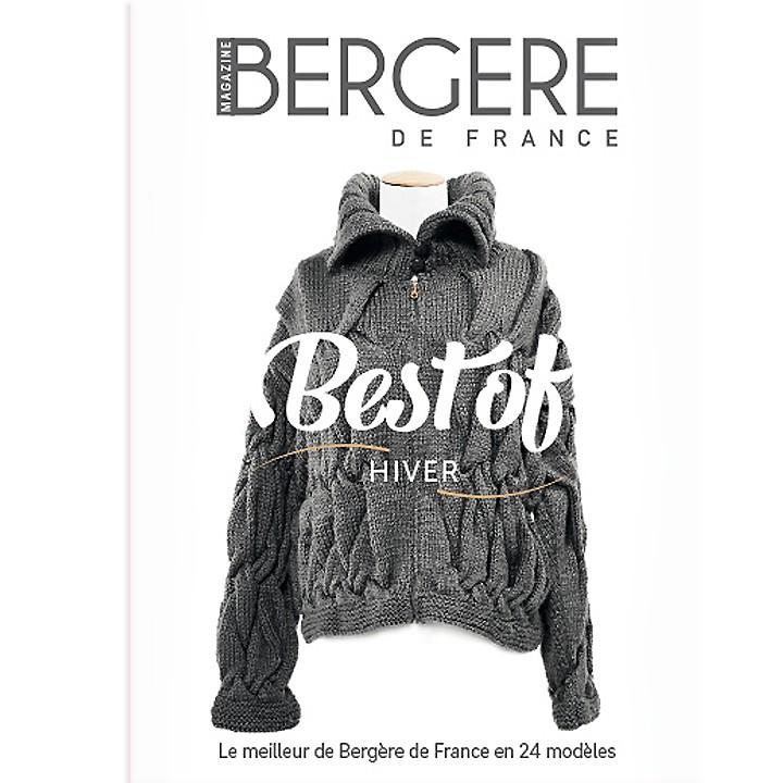 Magazine tricot N°13, Best of Hiver - Bergère de France
