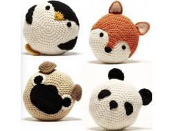Kit Crochet Animals Buddy - Katia