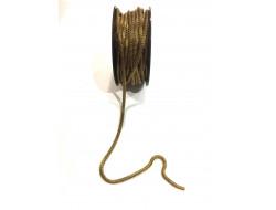 Chaîne décorative ronde - 4 mm