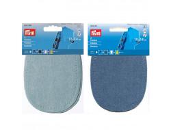 Renforts 10 x 14 cm - aspect jean