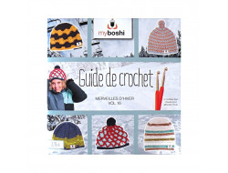 Guide de crochet, merveilles d'hiver, vol.16