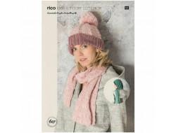 Idée à tricoter N°607 - Essentials Acrylic Antipilling dk