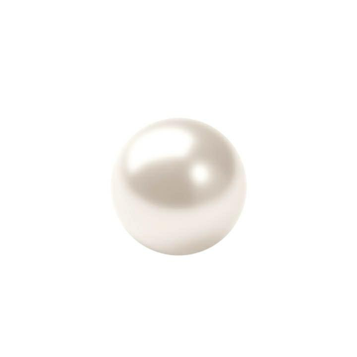 Perles renaissance 6 mm