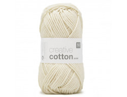Creative Cotton Aran Rico Design 50 gr
