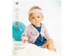 Livre Rico Baby 021, bébés - Rico Design
