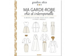 Ma garde-robe chic et intemporelle - Pauline Alice