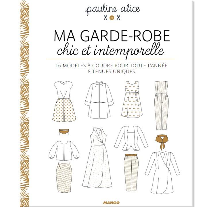 Ma garde-robe chic et intemporelle - Pauline Alice