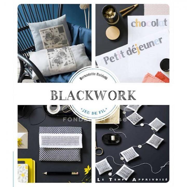 Blackwork - Bernadette Baldelli