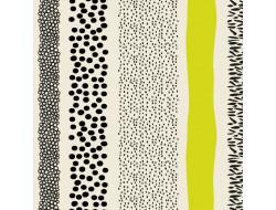 Tissu imprimé Katia - Geo Fluor Canvas