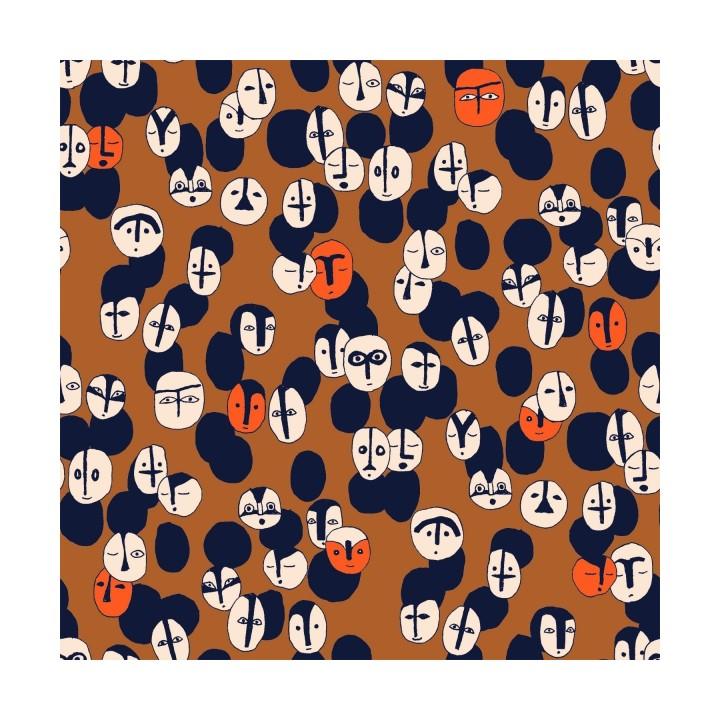 Tissu imprimé Katia - Arty Ethnic