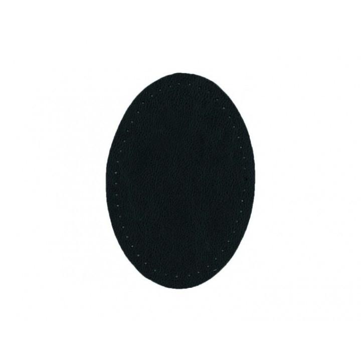 Renforts pour coudes et genoux - Bébé simili cuir noir