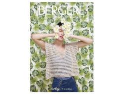 Magazine tricot N°14, Berlingo, Bergère de France