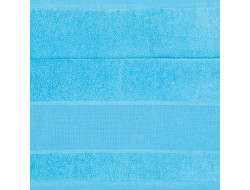 Drap de douche - Bleu