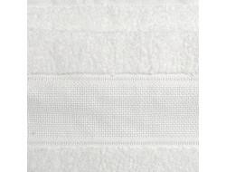 Drap de douche à broder - Blanc