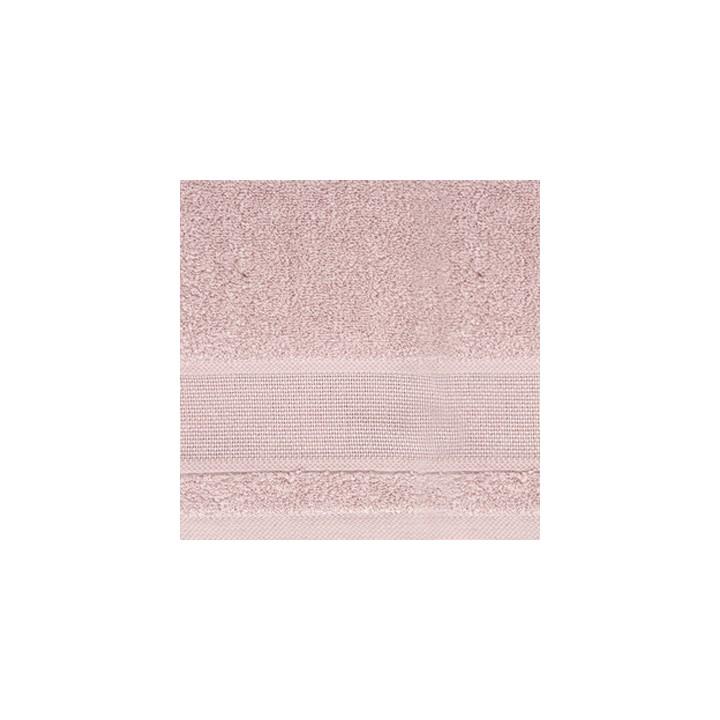 Drap de douche - Vieux rose