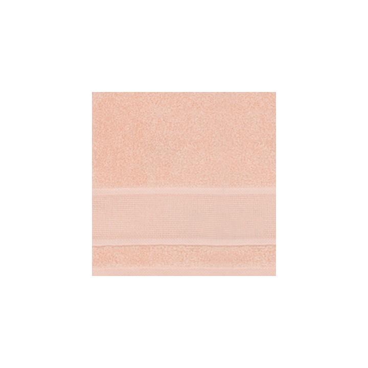 Drap de douche - Abricot