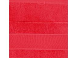 Serviette de toilette rouge RICO