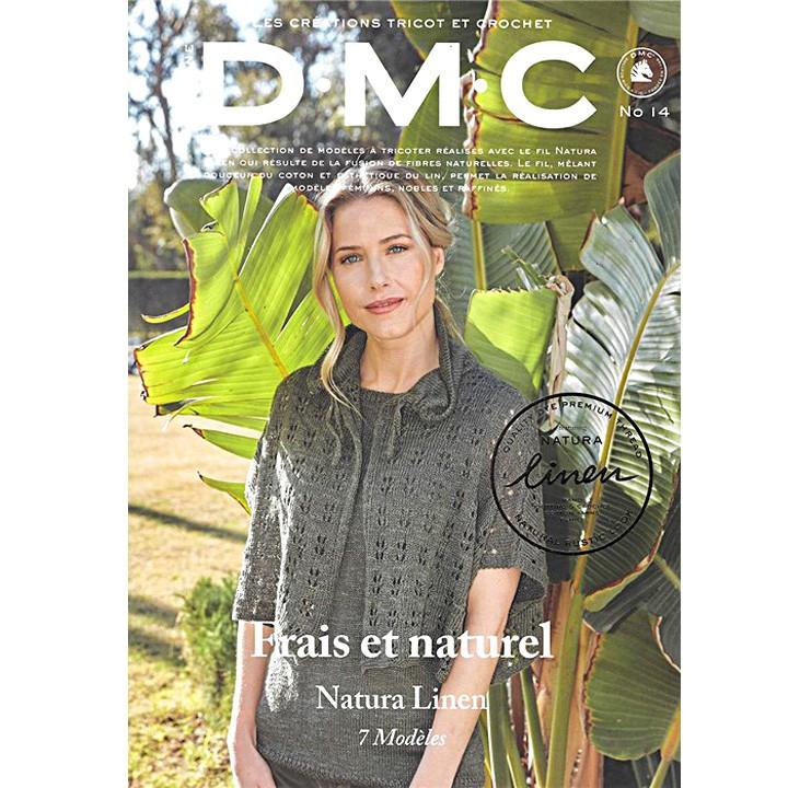 Catalogue tricot DMC - Frais et Naturel