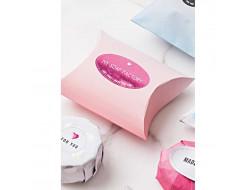 Papier-cadeau pour savon, Graphic