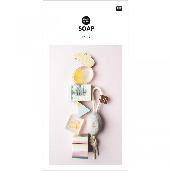Livre Made by Me – Soap Hygge