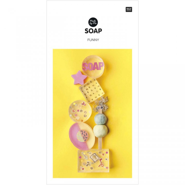 Livre Made by Me – Soap Funny
