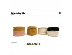 Modèles sac, corbeille en creative Natur Rico Design