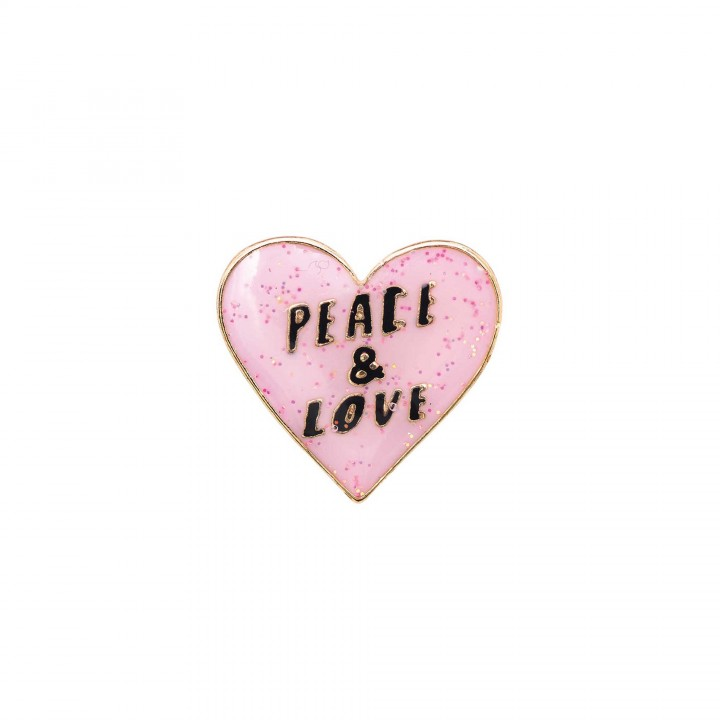 Pin's Peace and Love - Rico Design