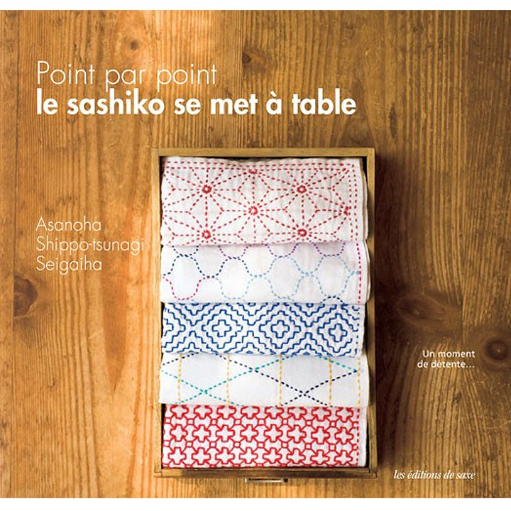 Point par point - Le sashiko se met à table