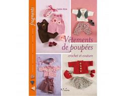 Vêtements de poupées - Crochet et couture