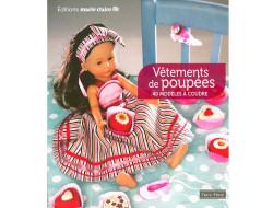 Vêtements de poupées - 40 modèles à coudre