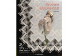 Broderie Hardanger - 30 modèles
