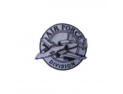 Ecusson thermocollant Air Force Division