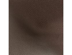 Tissu simili cuir - Irisé chocolat