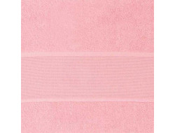 Serviette de toilette - Rose