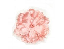 Pivoine en broche - Rose poudrée
