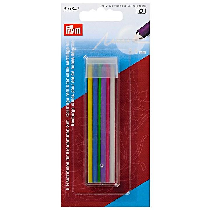 Recharge mines pour crayon craie - Prym