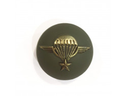 Bouton en métal - Parachute