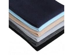 Chaussettes unies Coton - Non comprimantes