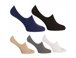 Footlets unis - Coolmax®