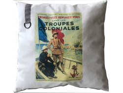 Coussin Troupes coloniales