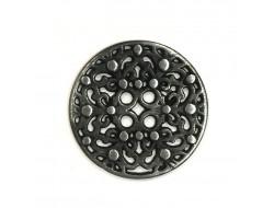 Bouton métal - 30 mm