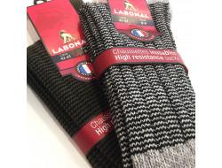 Chaussettes inusables - coton et laine