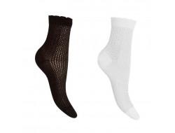 Socquettes Traforato - Fil d'écosse