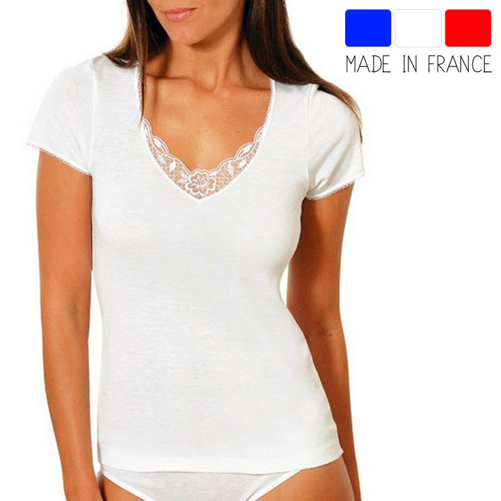 Chemise manches courtes Tribo Thermic ACHEL